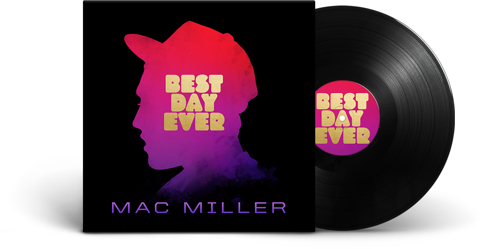Best Day Ever Vinyl